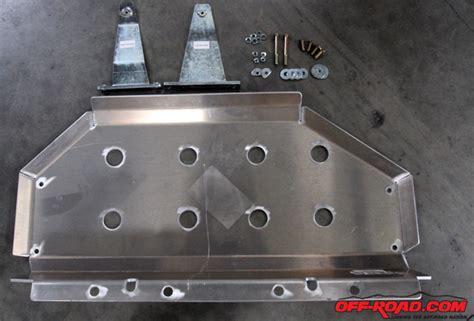Jeep Tj Gas Tank Skid Plate Asfir 4x4 Jeep Wrangler Tj Gas Tank Skid Plate Road
