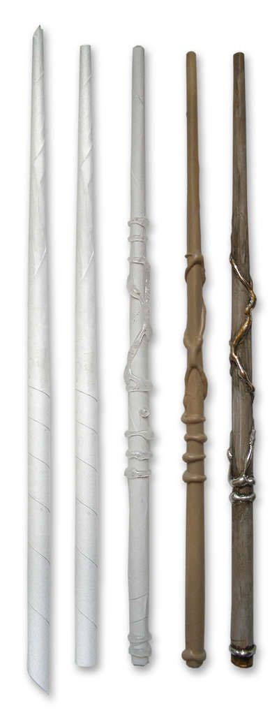 How To Make A Wand With Paper - the 25 best ideas about magic wand craft on