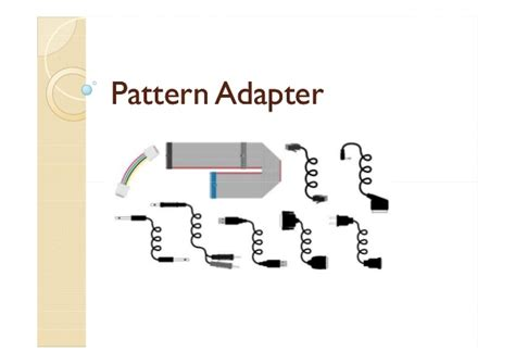 adapter pattern youtube cours design pattern m youssfi partie 5 adapter