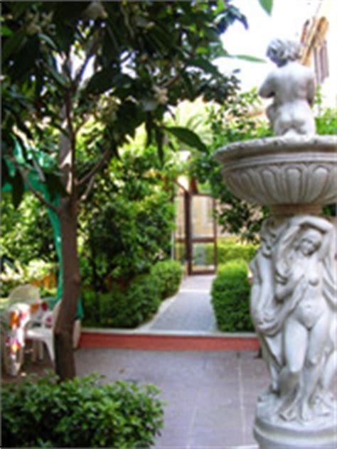 giardini d arancio roma gioia bed breakfast
