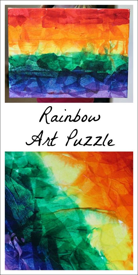 rainbow puzzle rainbow art puzzle for kids beautiful videos and for kids