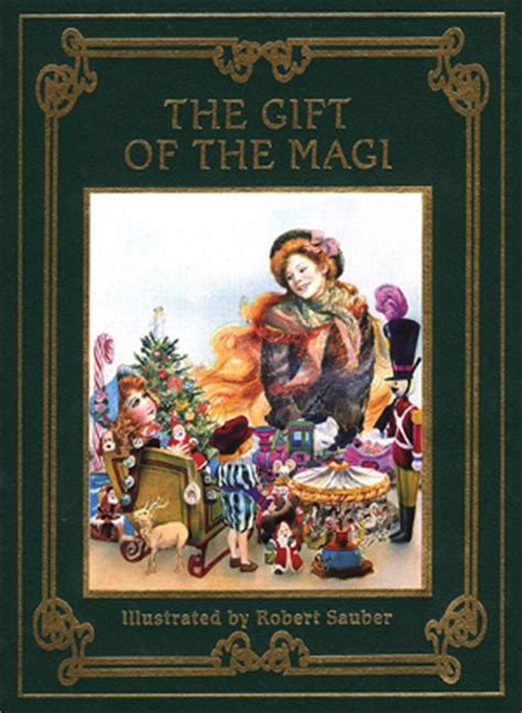 the gift of books the gift of the magi illustrated books spiderwebart