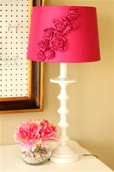 Girly Chandeliers For Cheap Before After An Office L Chic And Shelterness