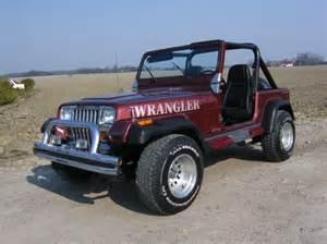 1992 Jeep Wrangler Yj 1992 Jeep Wrangler Overview Cargurus