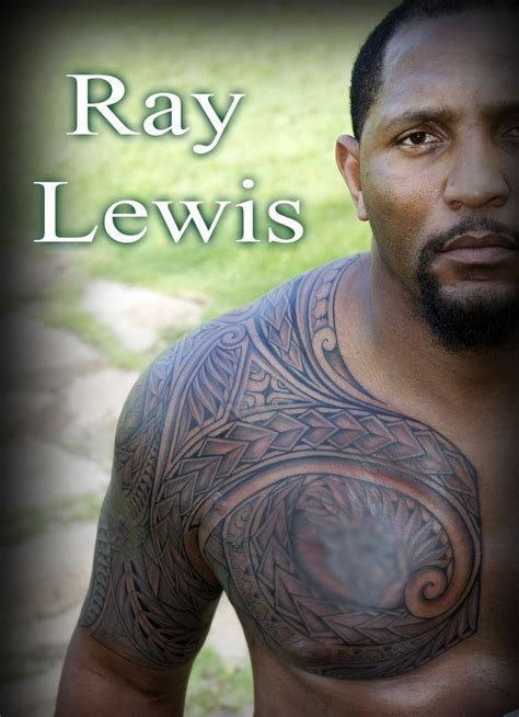 baltimore ravens tattoos legendary lewis of the baltimore ravens done by