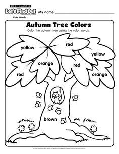 clifford autumn coloring pages 1000 images about scholastic early childhood magazines on