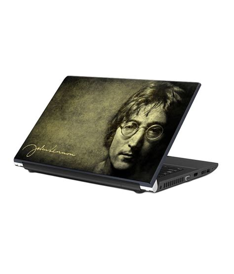 design laptop skin shopmantra john lennon the beatles design laptop skin