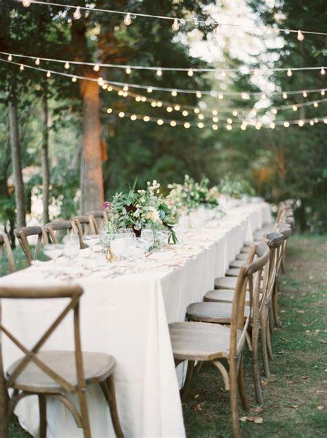 Best 25 Long Wedding Tables Ideas On Pinterest Long