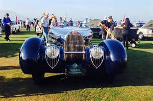 1939 Bugatti Type 57c Vanvooren Cabriolet 20 Great Cars From The 2015 Pebble Concours D