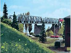 Vollmer 42545 - Truss bridge, straight Km1