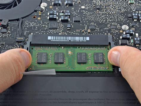 change ram in macbook macbook pro 13 quot unibody mid 2010 ram replacement ifixit