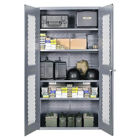 metal ammo storage cabinet tgs 150 gear storage cabinet secureit gun storage