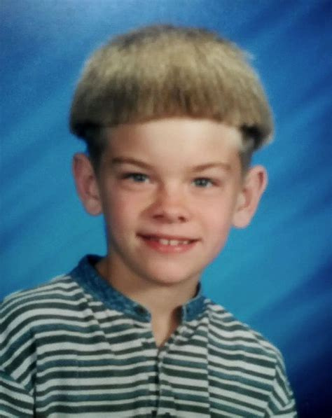 mi liberty buzz cut boy 10 hilarious childhood hairstyles from the 80s and 90s
