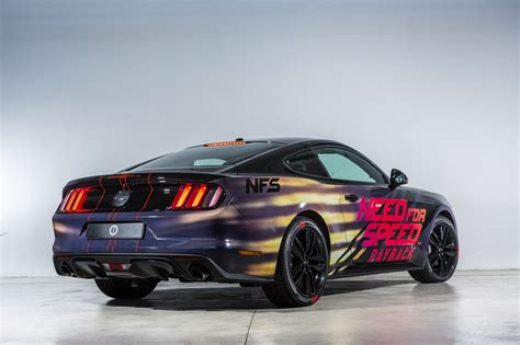 speed mustang ford mustang need for speed payback dal videogioco alla