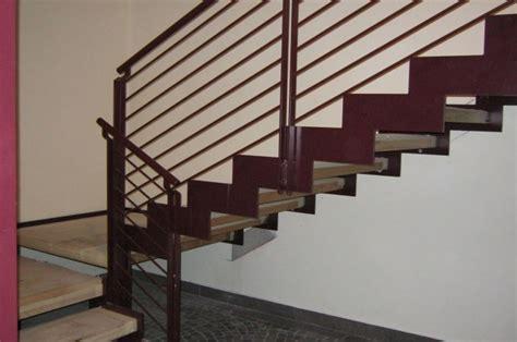 scale da interno in ferro scale in metallo a treviso posa per interni ed esterni