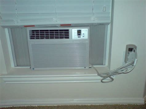fans that cool like air conditioners air conditioner ge trimline window air conditioners