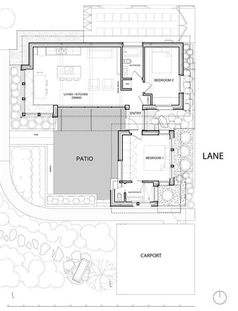 energy efficient modern house plans gallery two birds laneway house lanefab small house bliss