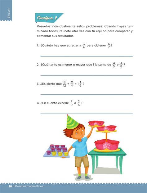 respuestas de libro de matemticas de 6 2016 respuesta de matematicas 6 grado newhairstylesformen2014 com