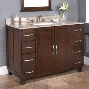 48 single sink vanity with backsplash 48 quot single sink granite top vanity with backsplash