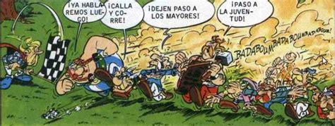 astrix y los juegos el distinguido latinista asterix en los juegos olimpicos cincodays com
