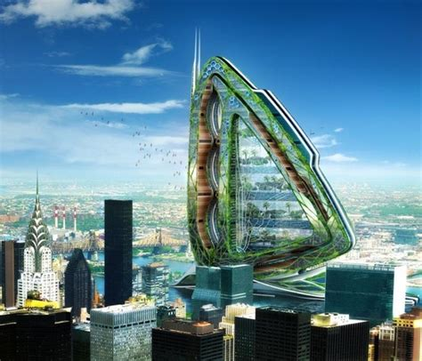 new york architects modern architecture dragonfly vertical farm new york
