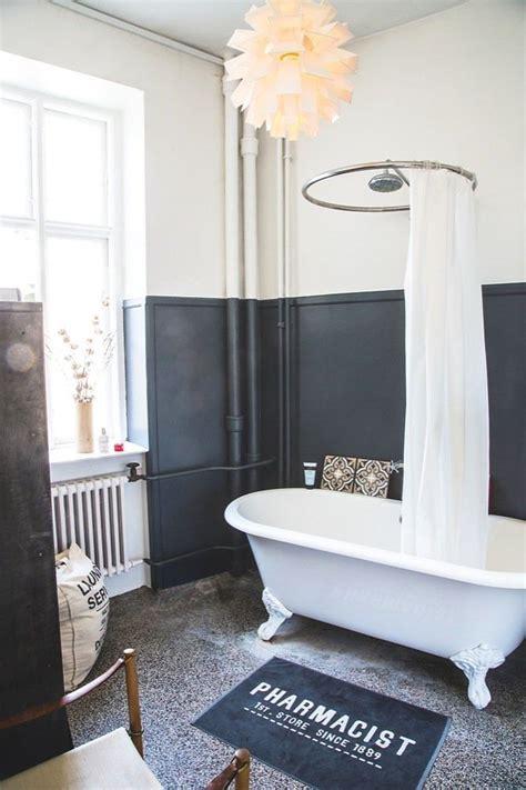 Salle De Bain Retro 131 by Un Appartement Rempli D Id 233 Es D 233 Co 224 Piquer Industriel