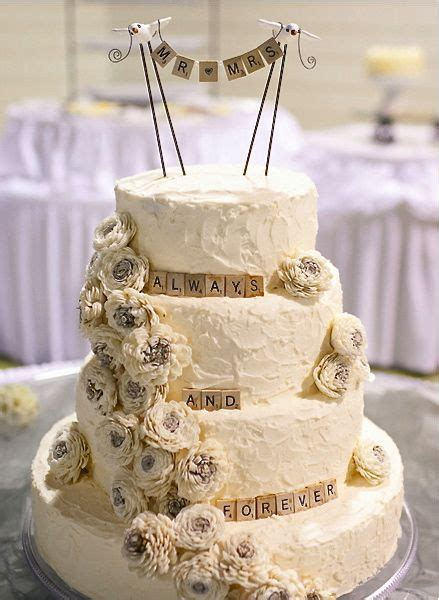 scrabble wedding cake best 25 scrabble cake ideas on unique cakes