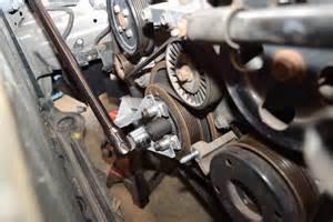 crankshaft pulley removal the delta echo