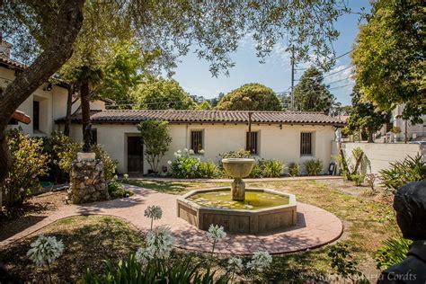 Gardens Santa by Mission Santa Courtyard Gardens Santa Ca