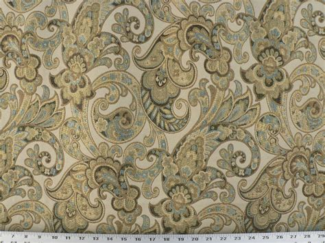 paisley drapery fabric drapery upholstery fabric woven jacquard paisley floral