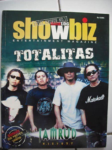 Kaos Baju Jamrud jual majalah showbiz jamrud di lapak rievic shop sennaprost