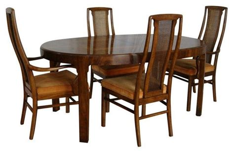 Drexel Heritage Dining Room Sets Drexel Dining Room Set Dining Room Set China Hutch Table Six Chairs By Retroricks Drexel