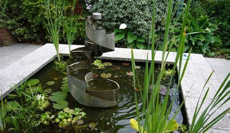 Simple Backyard Patio Ideas 41 Inspiring Garden Water Features With Images Planted Well