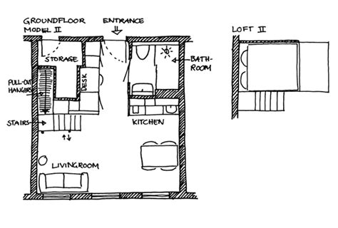 Small Apartment Building Design