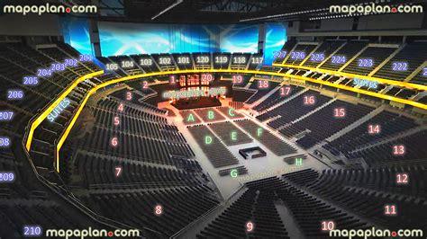 Image Gallery las vegas arena seating