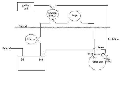 diagrams 1144891 ingition switch 12 volt alternator