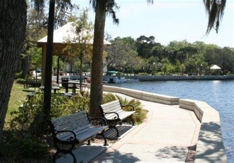 Car Rental New Port Richey Florida by Sims Park New Port Richey Florida Beautiful Walk Way