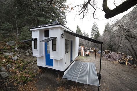 Small Cabins With Loft Floor Plans sandy tiny house tiny house swoon