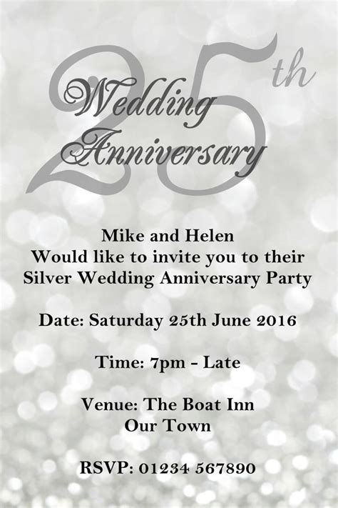 Wedding Anniversary Letter by Invitation Letter Wedding Anniversary Gallery Invitation
