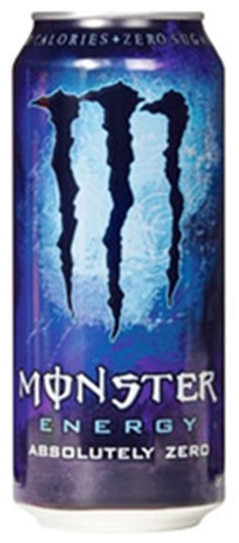 caffeine  monster absolutely