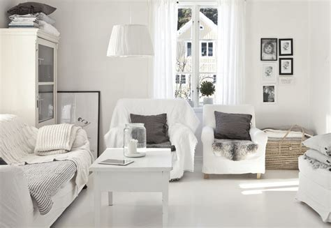 white light for living room decordots light and white scandinavian living room