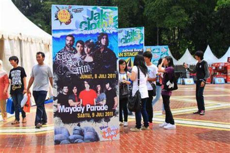 Kaost Shirt Keren Parkombur Jakcloth 7 festival keren di jakarta yang nggak boleh anak trax lewatkan 187 trax fm