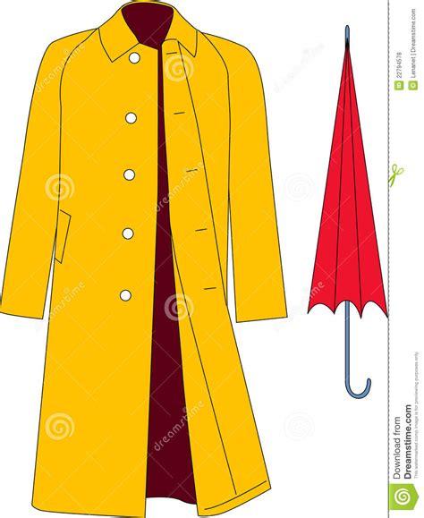 raincoat with umbrella year raincoat with umbrella royalty free stock photos image 22794578
