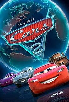cars 2 wikipedia