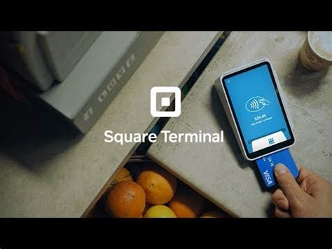square announces terminal standalone point  sale solution