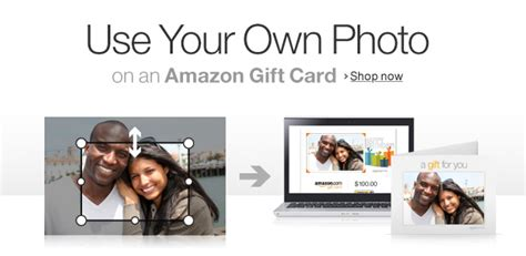 Sur La Table Gift Card Balance - use your own photo on an amazon com gift card