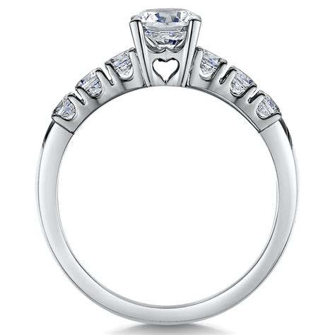 Titanium Wedding Rings by Titanium Solitaire Engagement Wedding Ring Set Bridal