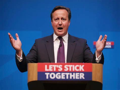 Or Cameron David Cameron Lord Ashcroft Parts Pig Business Insider