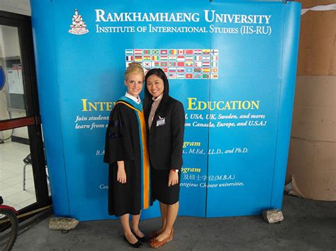 Mba Ramkhamhaeng by Student Voices Your Degree