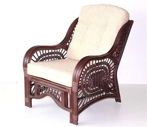 Handmade Chair - lounge arm chair malibu handmade rattan wicker